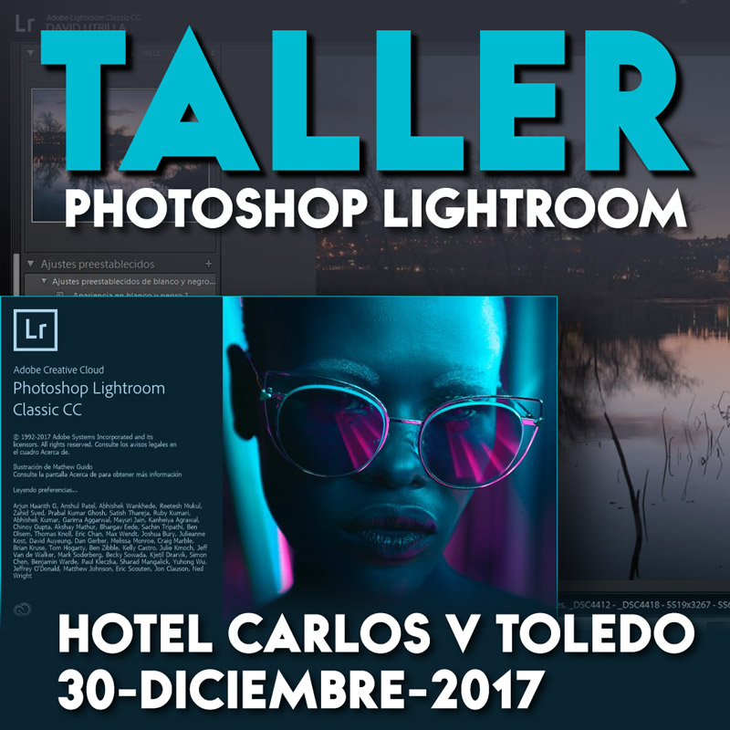 Taller de Adobe Photoshop Lightroom