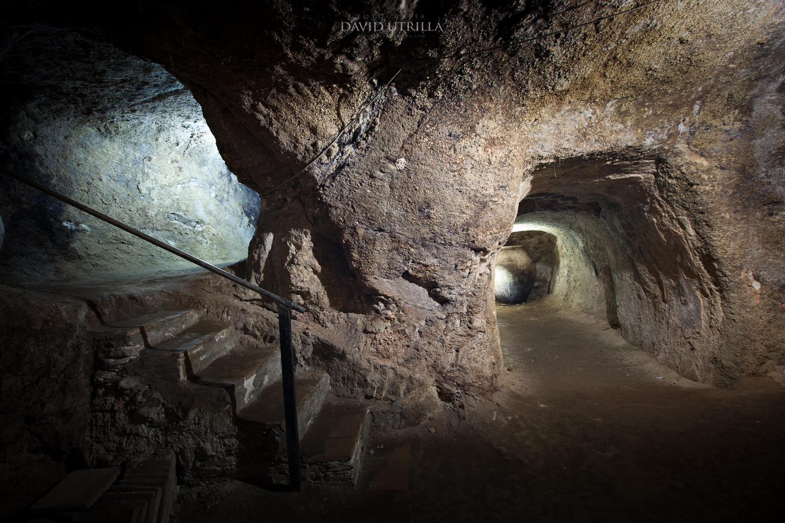 "Cueva de la ruta ""Toledo mágico"""